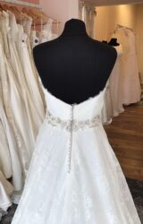 Justin Alexander | Wedding Dress | Aline | T112F
