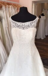 Ellis Bridal | Wedding Dress | Aline | T113F