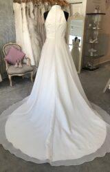 D'Zage | Wedding Dress | Aline | M162S