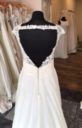 Madeline Gardner | Wedding Dress | Aline | T118F