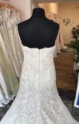 David Tutera   Wedding Dress   Drop Waist   T121F