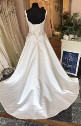 Phil Collins | Wedding Dress | Aline | T120F