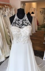 D'Zage   Wedding Dress   Empire   T124F