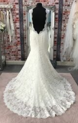 Watters | Wedding Dress | Fit to Flare | CA160G