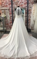Eternity | Wedding Dress | Aline | CA162G