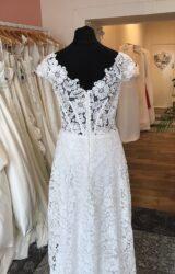 Gemy Malouff | Wedding Dress | Fit to Flare | T126F