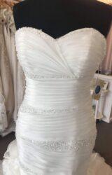 Maggie Sottero | Wedding Dress | Drop Waist | B237M