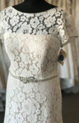 Modeca | Wedding Dress | Fit to Flare | B242M