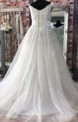 Veromia | Wedding Dress | Aline | CA171G
