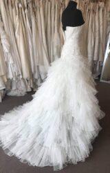 Pronovias | Wedding Dress | Drop Waist | B250M