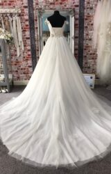 Alan Hannah | Wedding Dress | Aline | CA169G