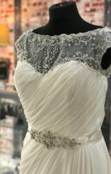 Mark Lesley | Wedding Dress | Aline | CA177G