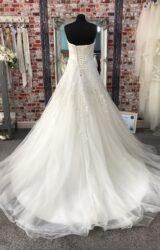 Mark Lesley | Wedding Dress | Aline | CA178G