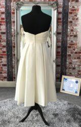 Mark Lesley | Wedding Dress | Tea Length | CA181G