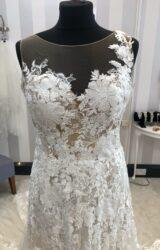 Pronovias | Wedding Dress | Fit to Flare | WF295H