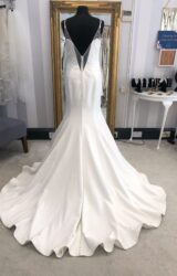 Anny Lin | Wedding Dress | Fit to Flare | WF301H