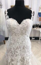 Pronovias | Wedding Dress | Drop Waist | WF287H