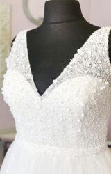 Mia Mia   Wedding Dress   Aline   W679L