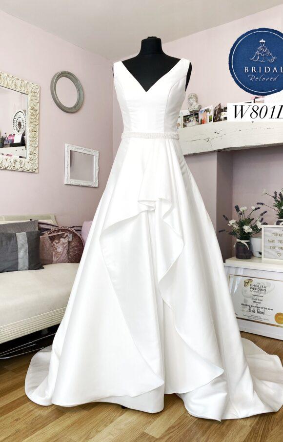 Mia Mia   Wedding Dress   Aline   W801L
