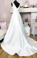 Mia Mia | Wedding Dress | Aline | W801L