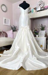 Alan Hannah | Wedding Dress | Fit to Flare | W803L