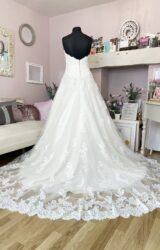Morilee | Wedding Dress | Aline | W806L