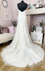 Morilee | Wedding Dress | Fit to Flare | W807L