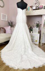 Justin Alexander   Wedding Dress   Fishtail   W809L