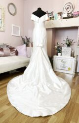 Alan Hannah | Wedding Dress | Fit to Flare | W823L