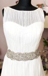 Ivory and Co   Wedding Dress   Aline   W835L