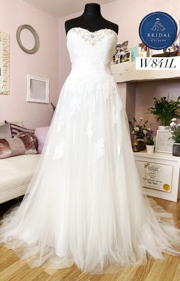 Ivory and Co | Wedding Dress | Aline | W841L