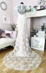 Gemy Couture | Wedding Dress | Fit to Flare | W826L