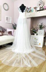 Gemy Malouff | Wedding Dress | Aline | W830L