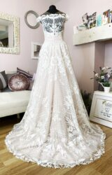 Monica Loretti | Wedding Dress | Aline | W845L