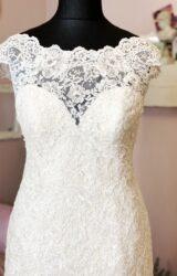 Allure | Wedding Dress | Fit to Flare | W849L