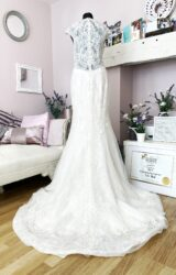 Mia Mia | Wedding Dress | Fit to Flare | W855L