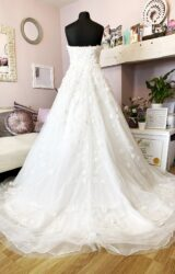 Veromia | Wedding Dress | Aline | W859L
