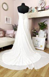 Veromia | Wedding Dress | Fit to Flare | W868L