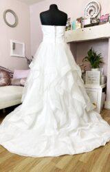Veromia | Wedding Dress | Aline | W856L