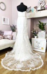 Enzoani | Wedding Dress | Fi two Flare | W862L