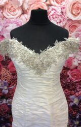 Ian Stuart | Wedding Dress | Trumpet | ST441