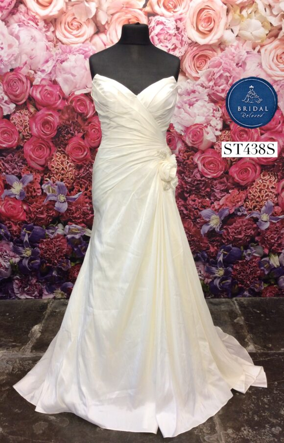 Veromia | Wedding Dress | Aline | ST438S