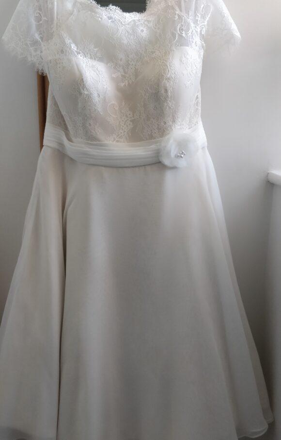 Rita Mae | Wedding Dress | Tea Length | C1814