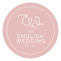 The English Wedding Blog – Light and Romance with Natural Blush Tones