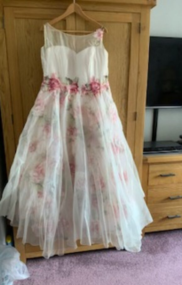 Sassi Holford   Wedding Dress   Tea Length   C1872
