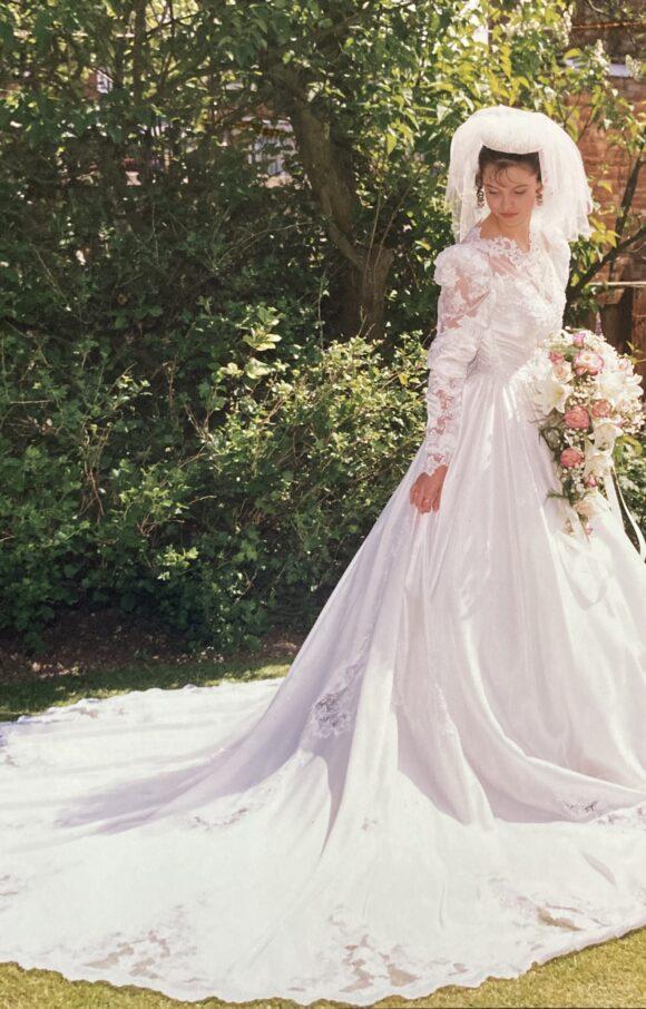 Mignonette Bridal | Wedding Dress | Aline | C2285