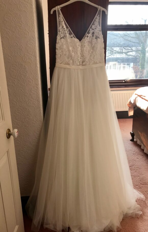 Wed2B | Wedding Dress | Aline | C1926