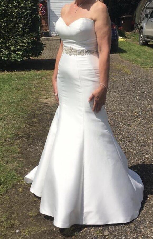 Maggie Sottero   Wedding Dress   Fishtail   C1898
