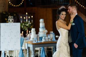 Bride Magazine – A Dorset wedding shoot inspired by Disney's Frozen.