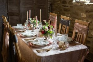Magpie Wedding – Rustic Luxe Wedding with Cerise, Red and Powder Pink Touches